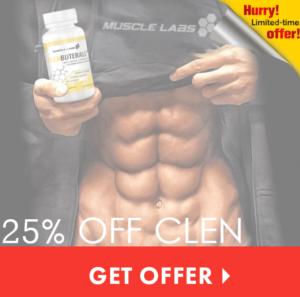 Clenbuterol supplement