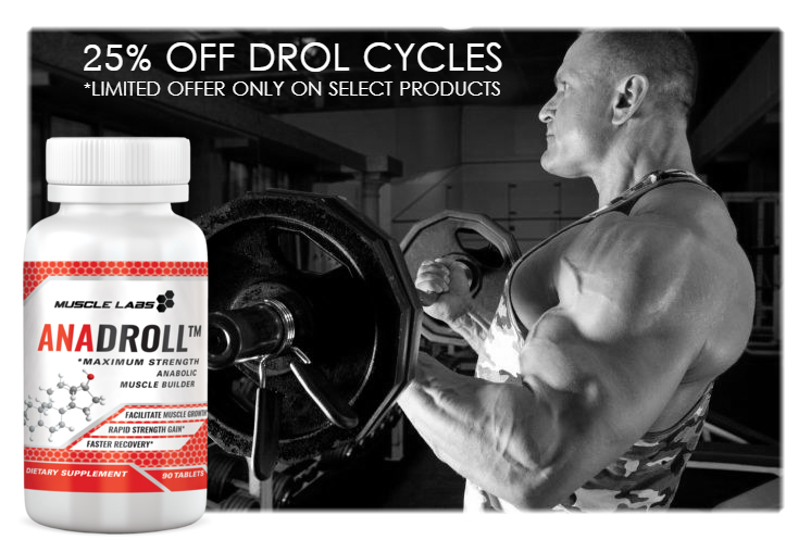 DROL - Legal Anadrol Alternative 1